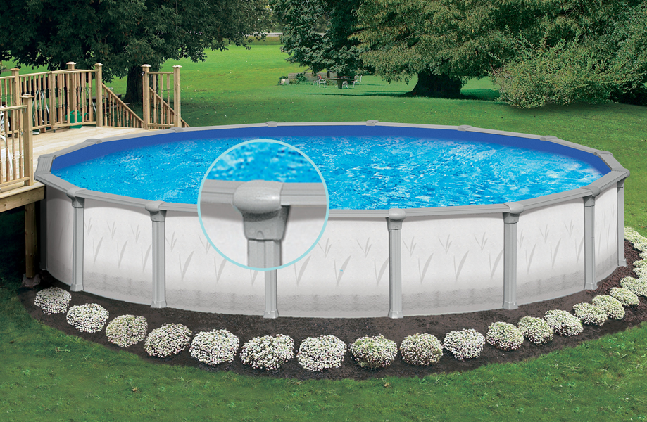 Above Ground Pool Kits Complete Pool Amp Spa London